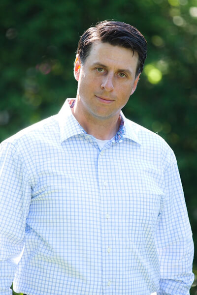 Dr. Chris Almas- Chiropractor